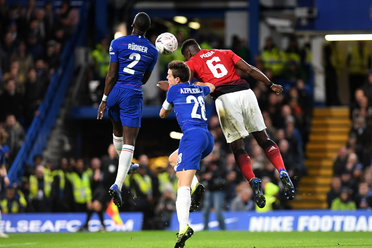 Chelsea Vs Manchester United Fa Cup Live Blog We Aint Got No