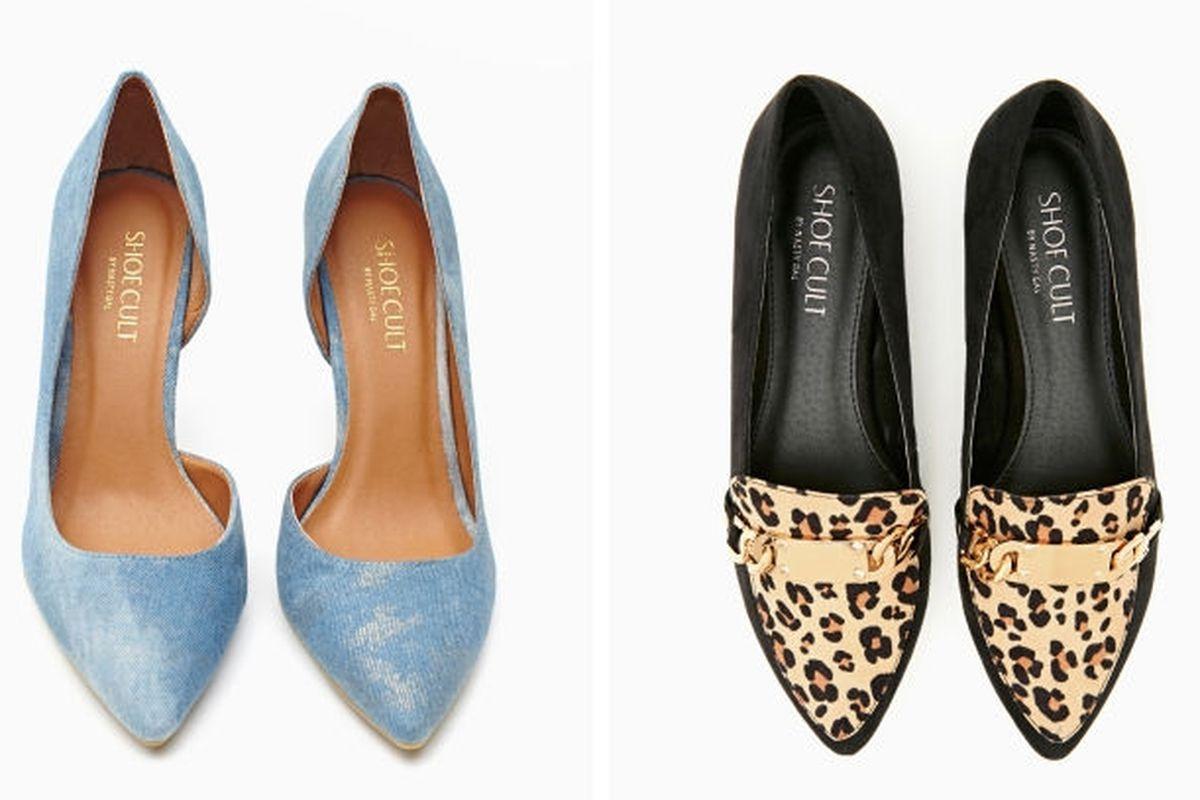 Here Is Nasty Gal's New Footwear Line 'Shoe Cult,' Plus ...