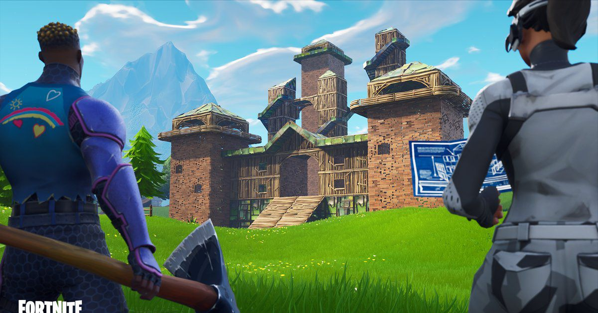 The future of Fortnite may look a lot like Playground mode - The Verge