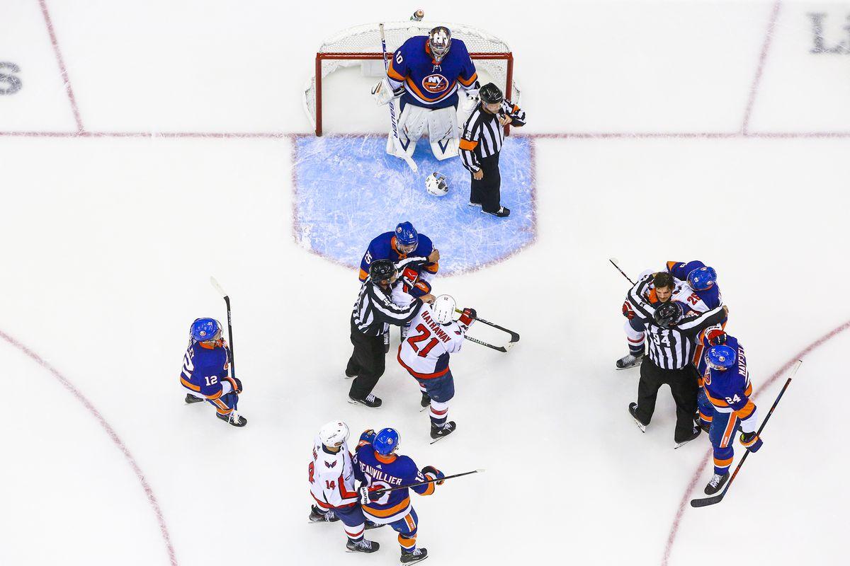 Washington Capitals v New York Islanders - Game Three
