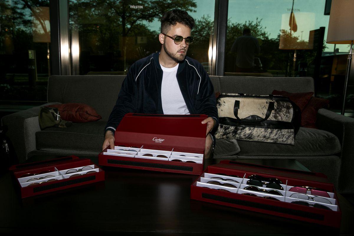 Cartier Sunglasses Violent Detroit History Racked