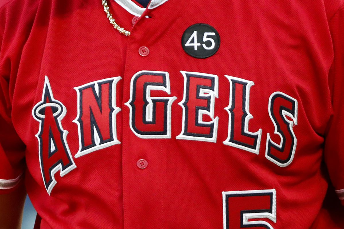 finest selection a2d6f 1f113 Morning links: Los Angeles Angels honor former Salt Lake ...