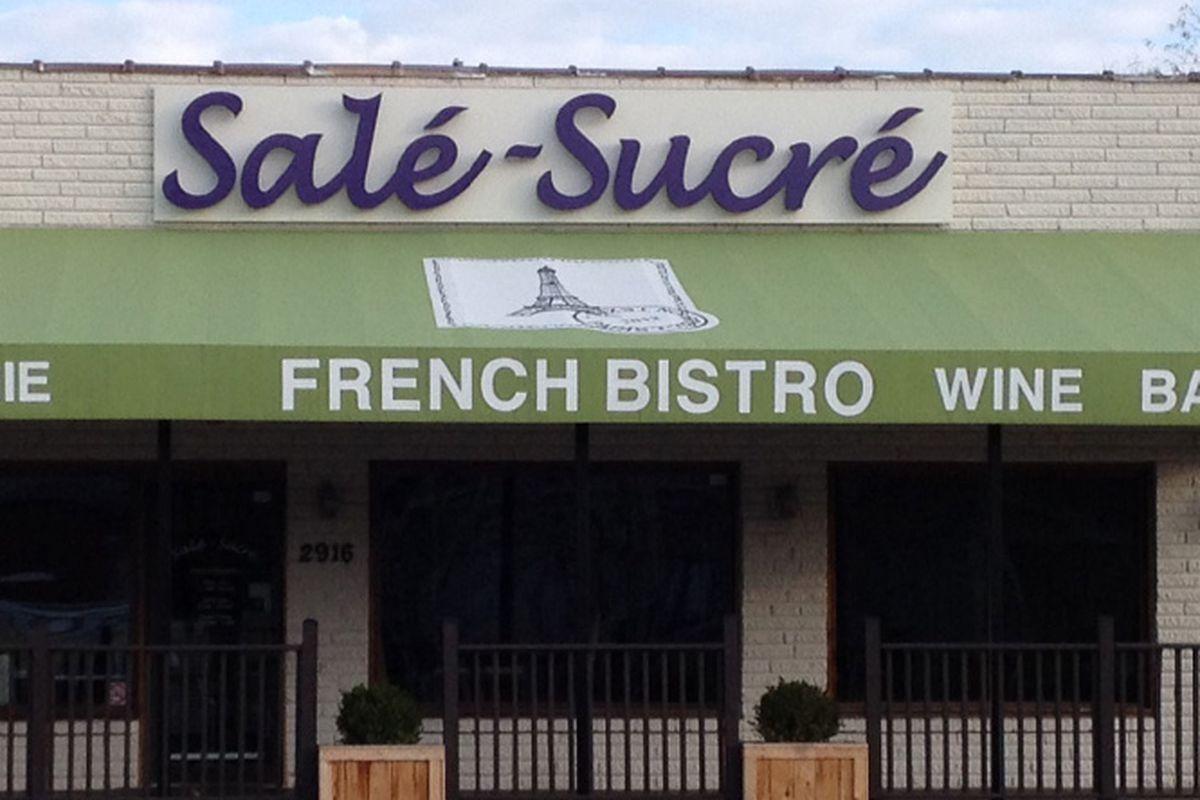 Sale Sucre.