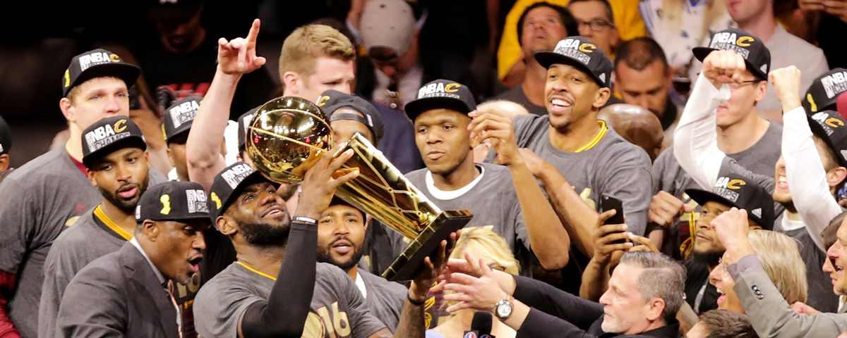 d02dfbee6bebb NBA Finals 2016  Cavaliers vs. Warriors scores and results ...