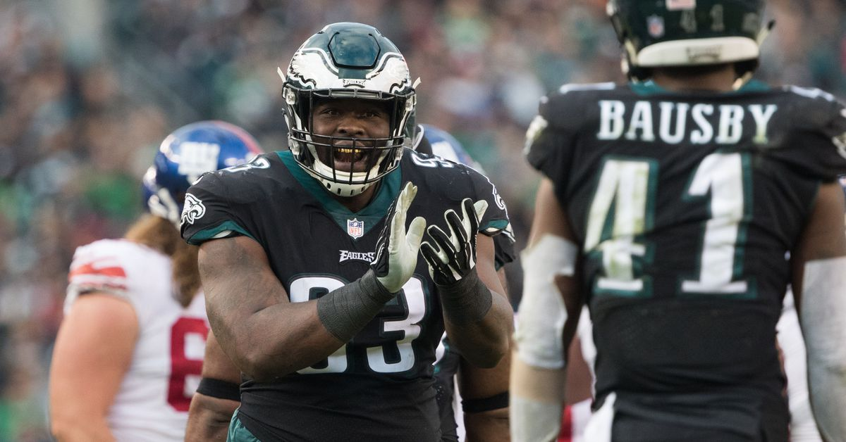 Eagles vs. Cowboys Final Injury Report: Two players out, three questionable