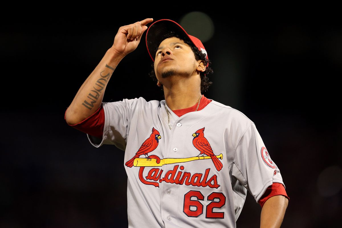 differently 9a332 bdf15 Should Carlos Martinez start in 2014? - Beyond the Box Score