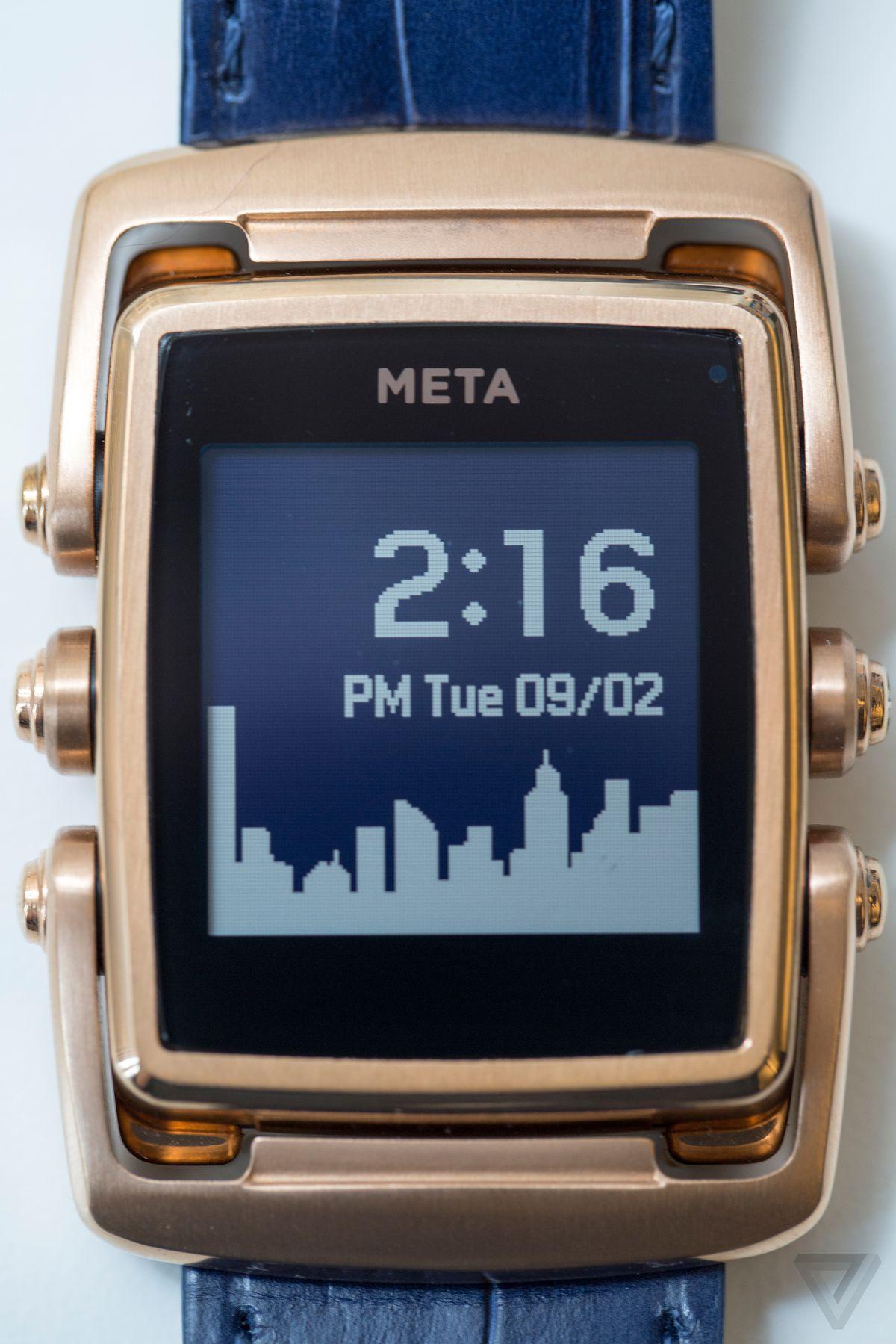 Meta Watches