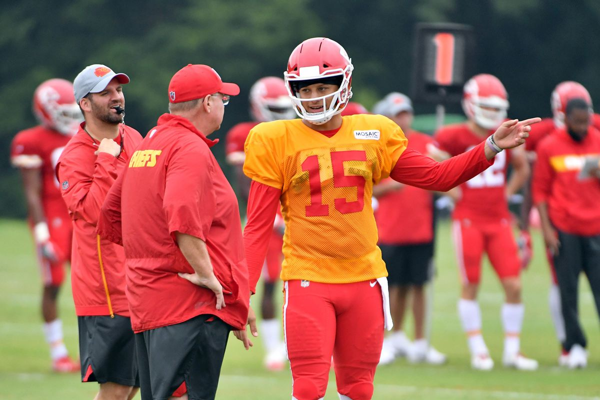 Kansas City Chiefs News Patrick Mahomes Could Be The Best Qb Andy