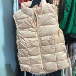 Joie puffy vest, $45