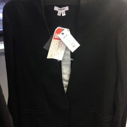 Helmut Lang blazer, $63 from $1399, pulled under sleeve