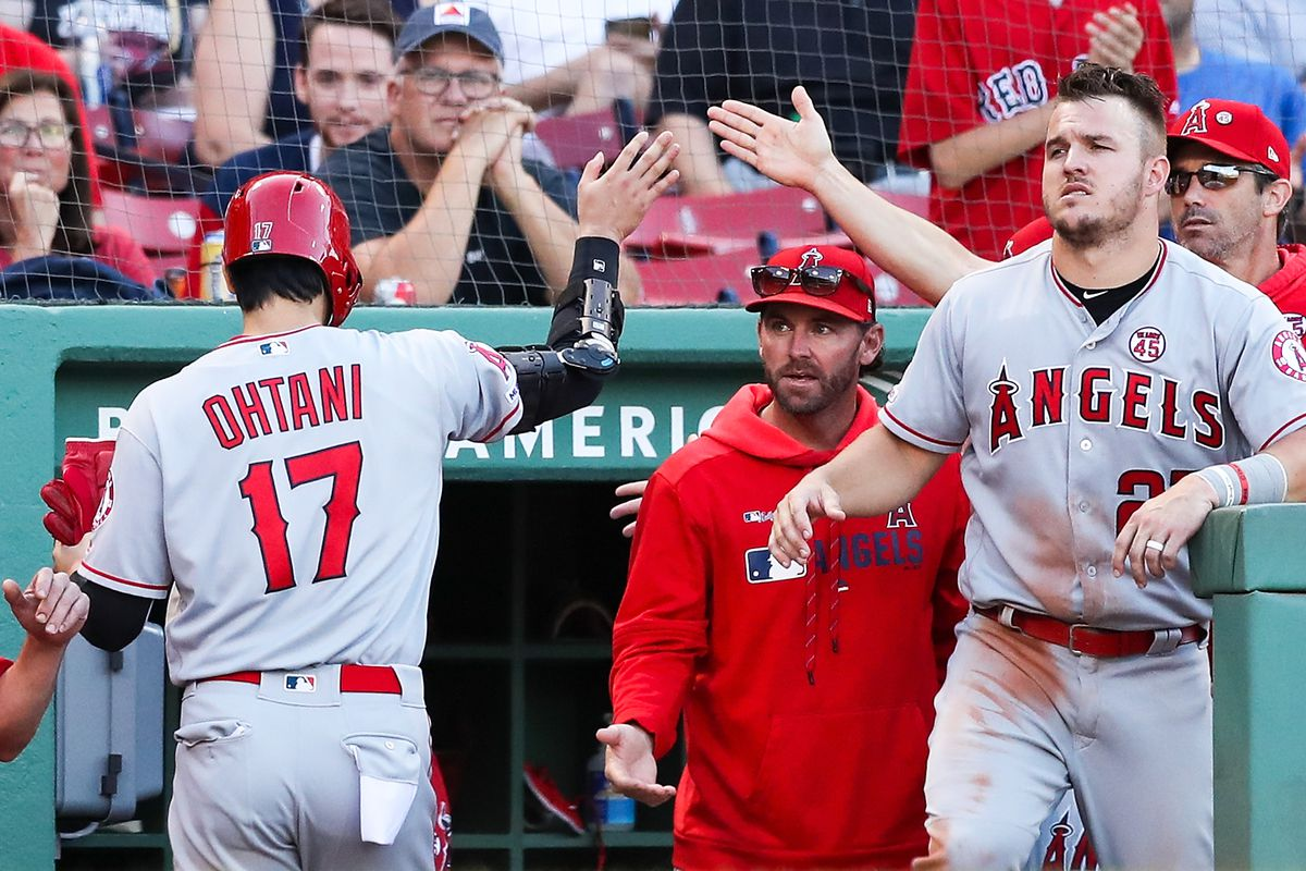 Anthony Bemboom saves the day, Angels split series with the Red Sox