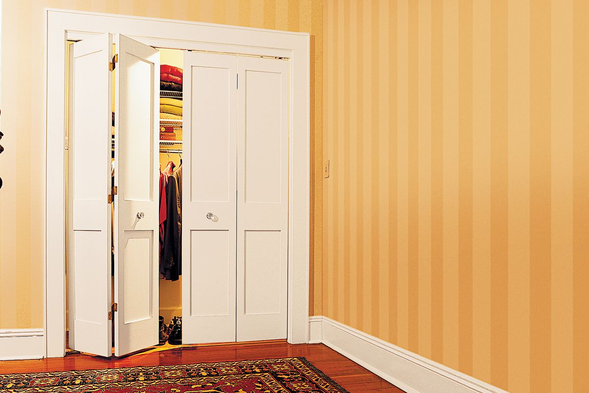 How To Install Bifold Doors This Old House