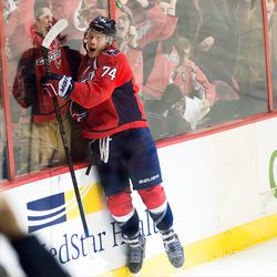 Carlson Jumps The Glass