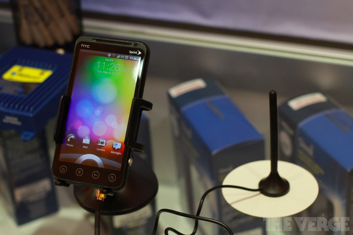 Gallery Photo: Wilson Electronics Sleek 4G-A wireless booster