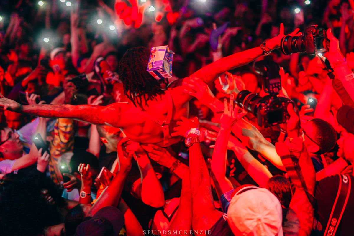 Lil Uzi Vert on tour