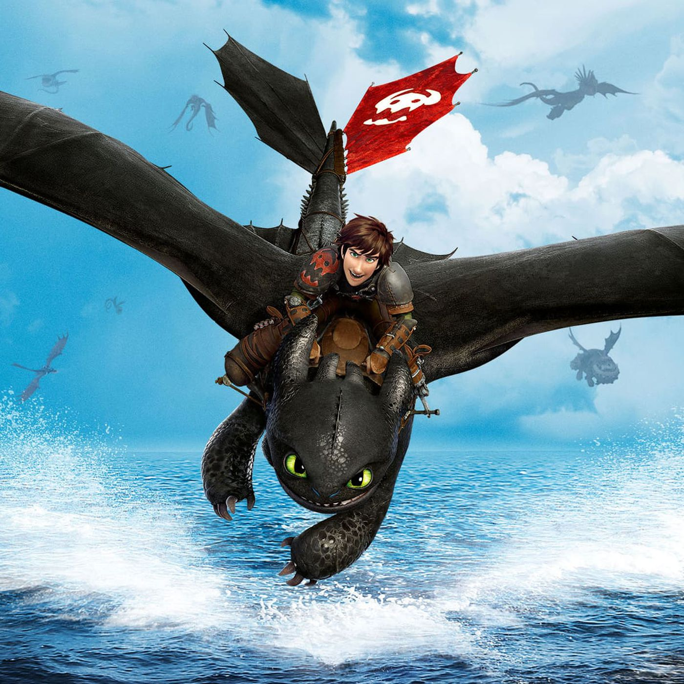 How To Train Your Dragon S Music Is Star Wars Level Great Here S Why Polygon