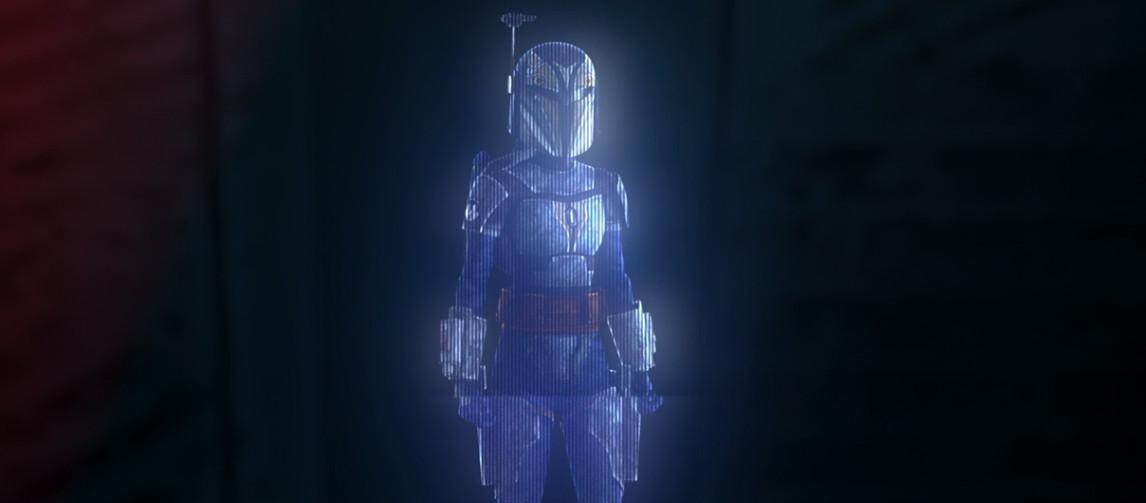 Ursa Wren cameo in Star Wars: The Clone Wars episode 9 season 7
