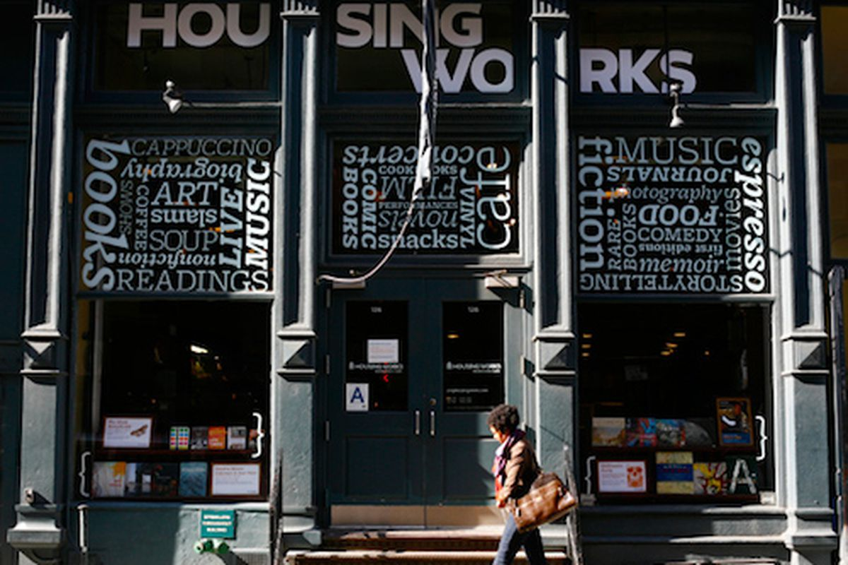 """Image via <a href=""""http://www.housingworks.org/locations/detail/bookstore-cafe/"""">Housing Works</a>"""