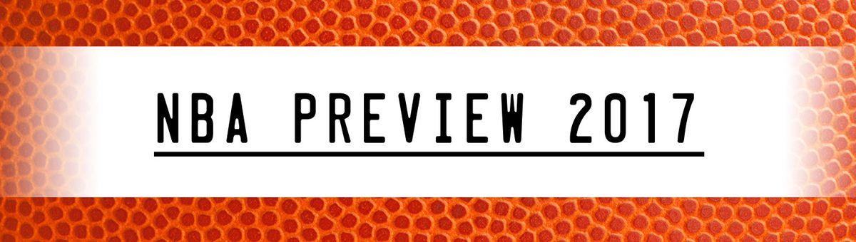 NBA Preview 2017