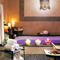 <b>ZaSpa at the Hotel Zaza:</b> Located on the second floor of the Hotel ZaZa, the spa blends enticing aromatics with sensual treatment areas. Relax in the Big Chill room before being pampered by treatments that mix holistic techniques and contemporary th