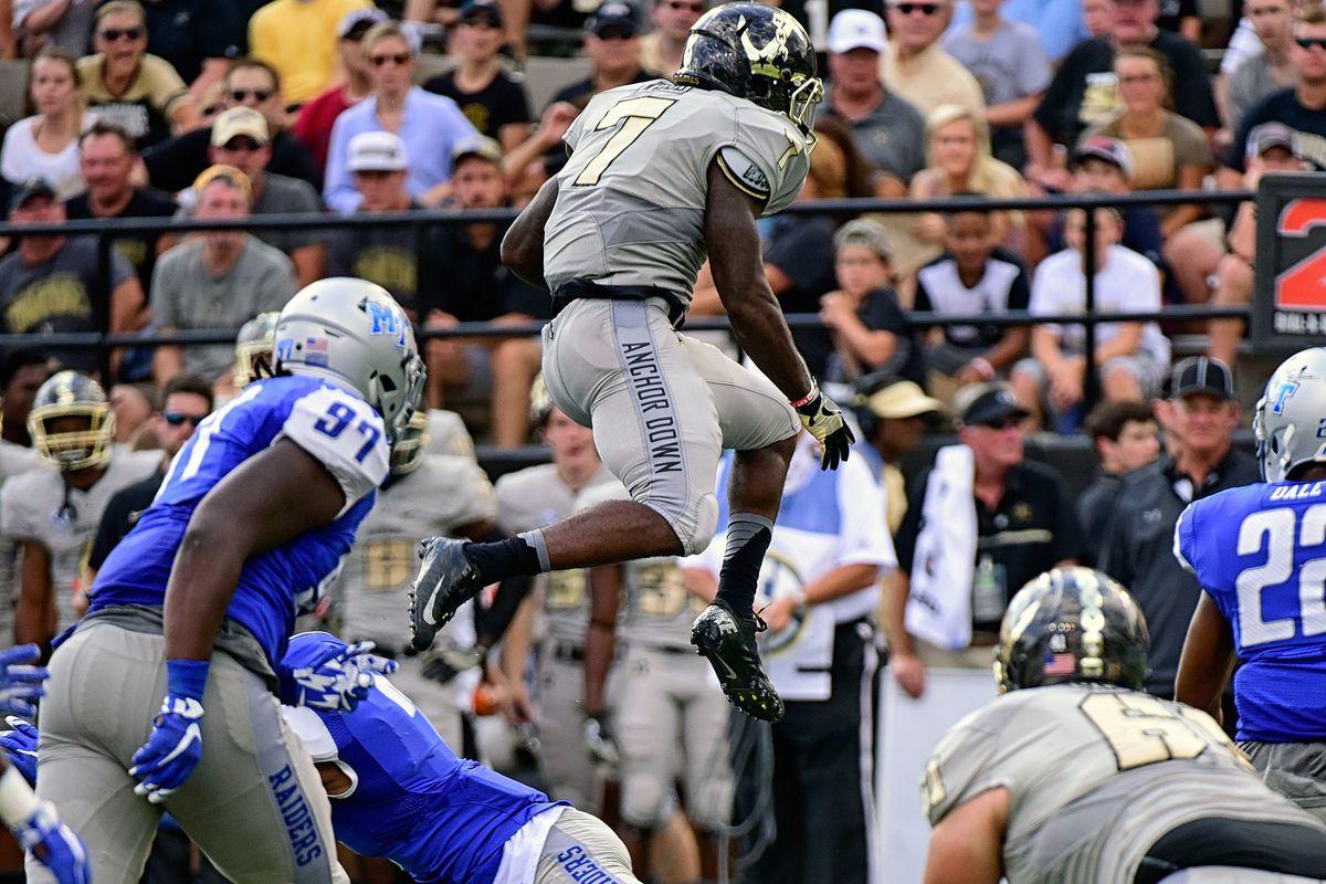 Middle Tennessee v Vanderbilt