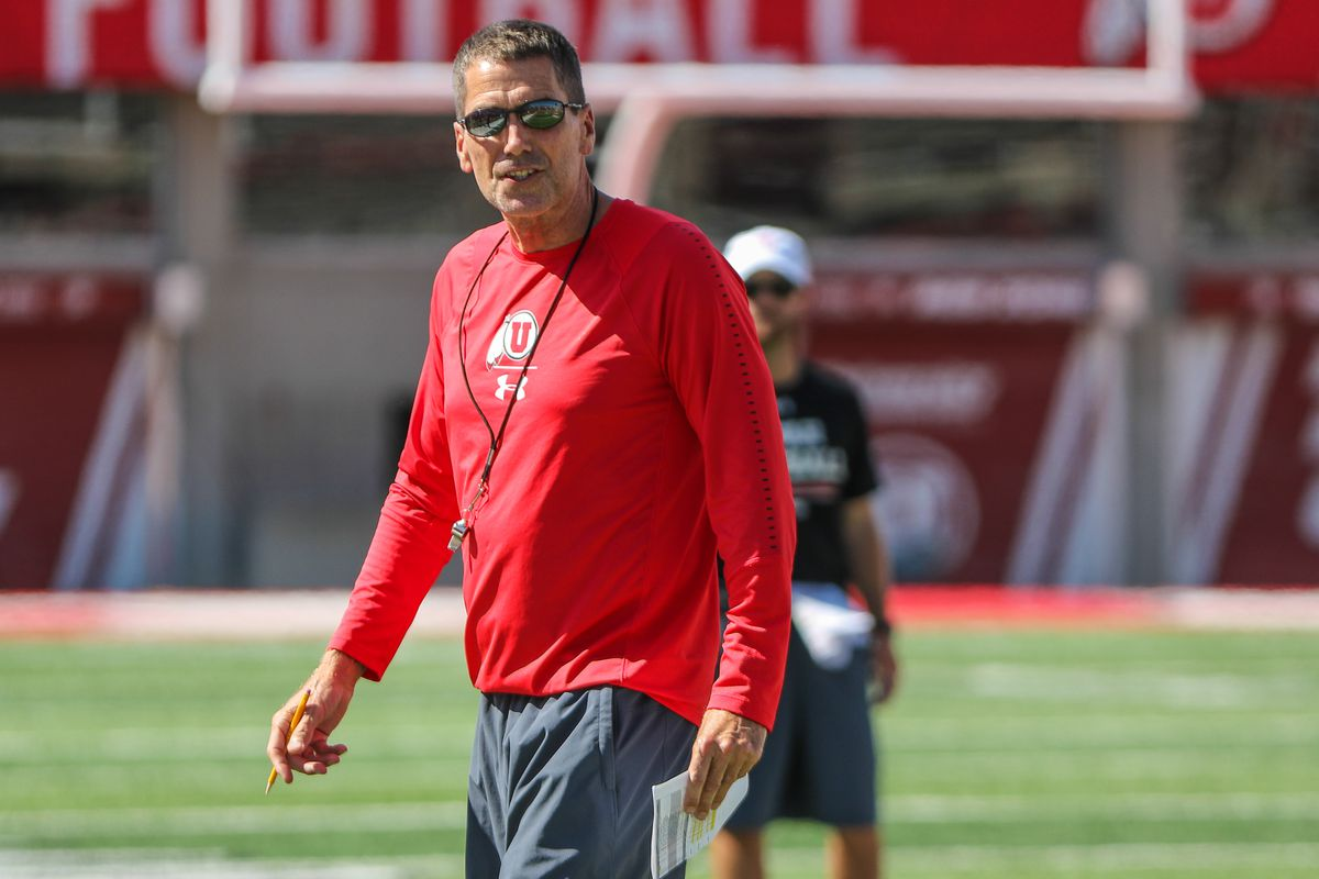 Utah Utes offense still a mystery under new offensive coordinator Andy Ludwig