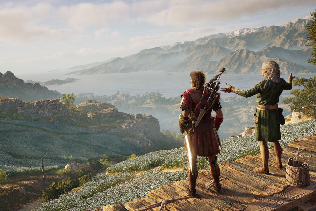 Assassin S Creed Odyssey S Lost Tales Of Greece Dlc Shouldn T Be Missed Polygon
