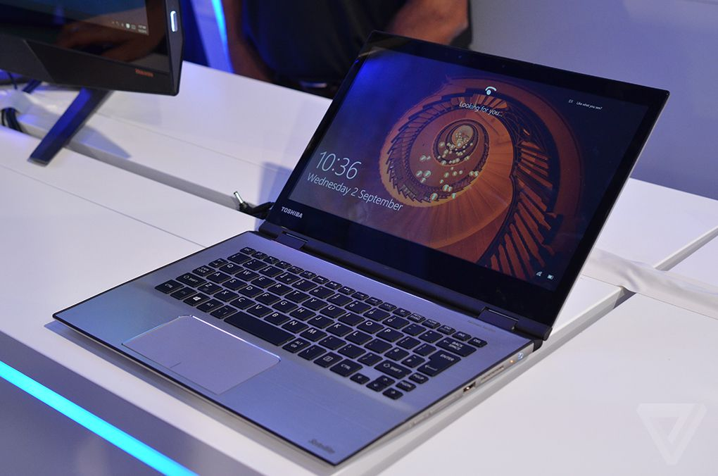 Toshiba's Radius 12 has everything you want from a Windows ...