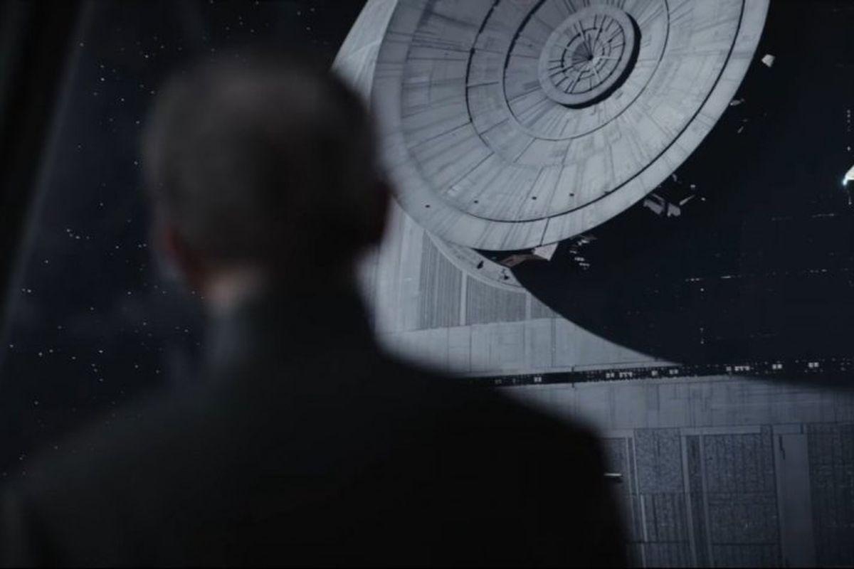 Rogue One - Governor Tarkin / Death Star