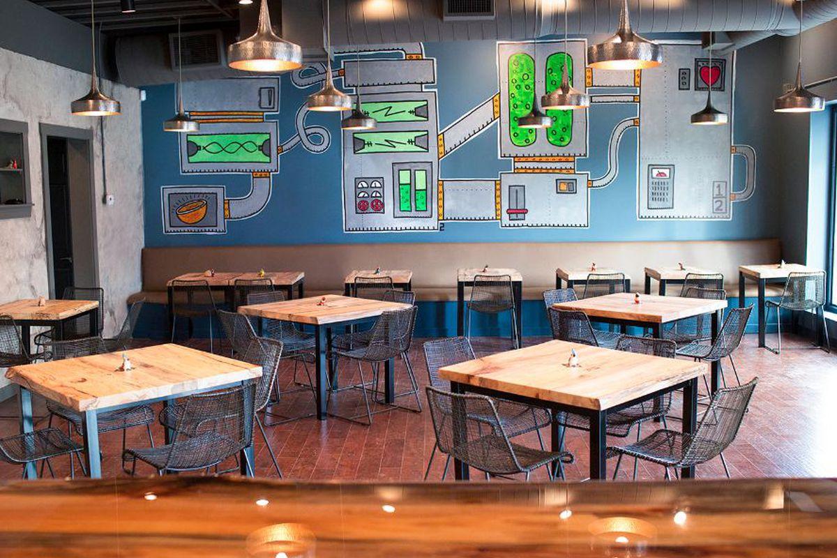 """<a href=""""http://atlanta.eater.com/archives/2013/12/16/opening-alert-better-half.php"""">Better Half, Atlanta</a>."""