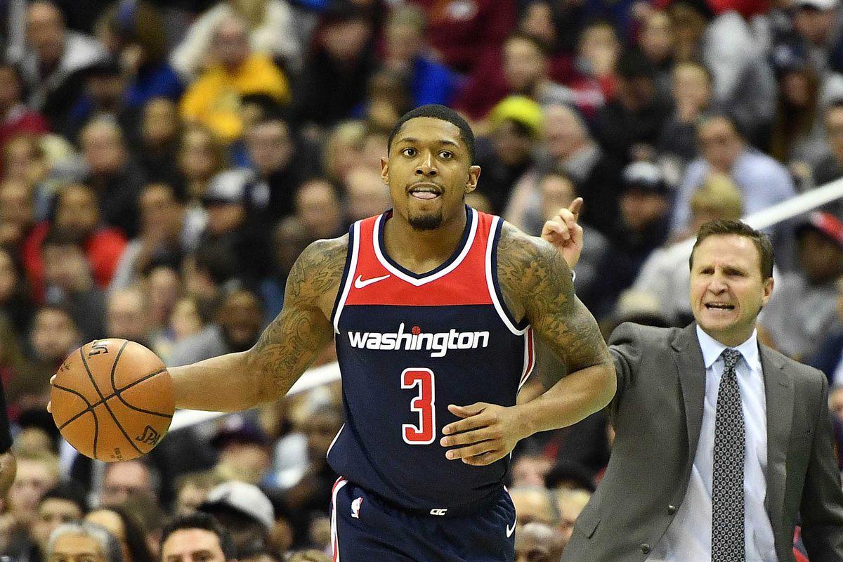 NBA: Milwaukee Bucks at Washington Wizards