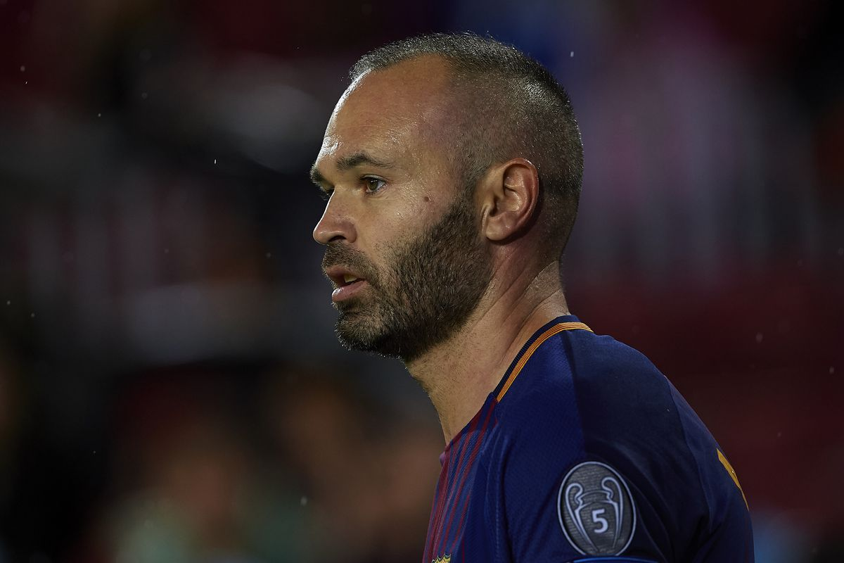 FC Barcelona News 28 October 2017 Andres Iniesta Out Injured