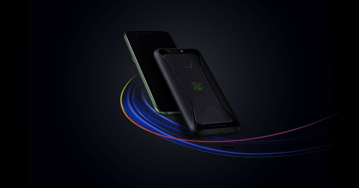 The Xiaomi Black Shark gaming phone is coming to Europe - xiaomi, shark, phone, gaming, europe, coming, black