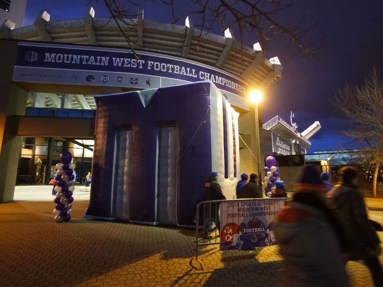 Report: Mountain West exploring possibility of an 8-game fall football season
