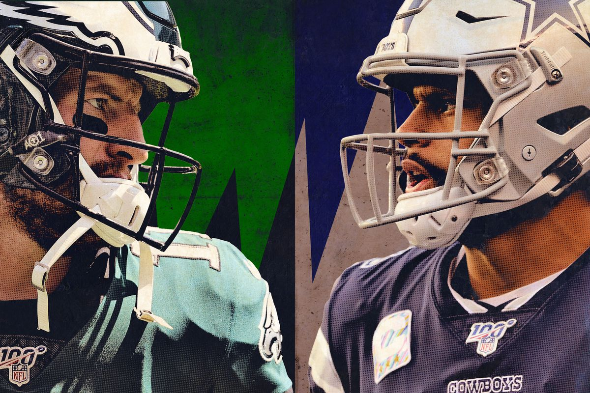 Nfl Week 7 The Battered Eagles And Cowboys Try To Batter Each Other The Ringer
