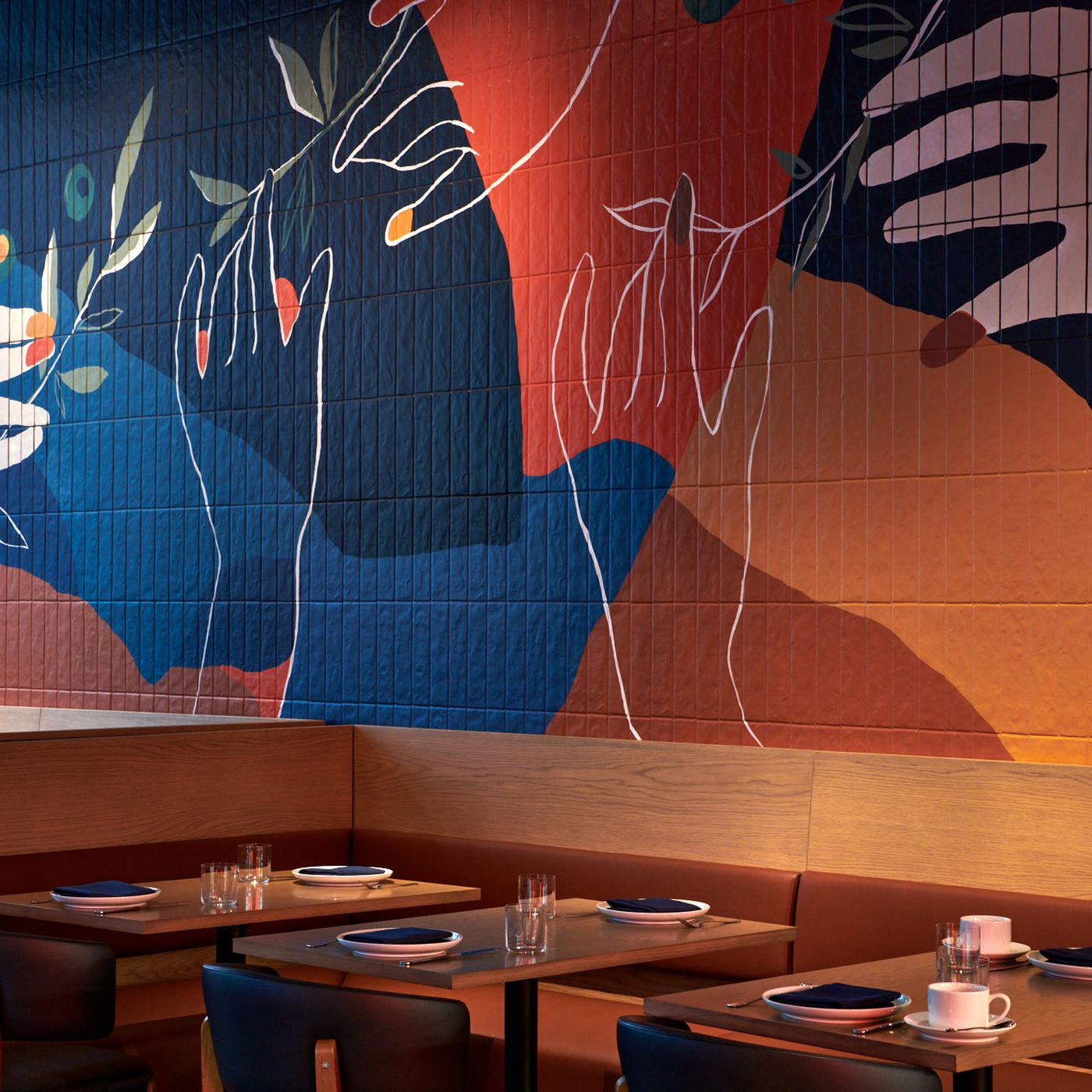 Look Inside The Spacious New Spanish Restaurant From The Team Behind Ataula Eater Portland