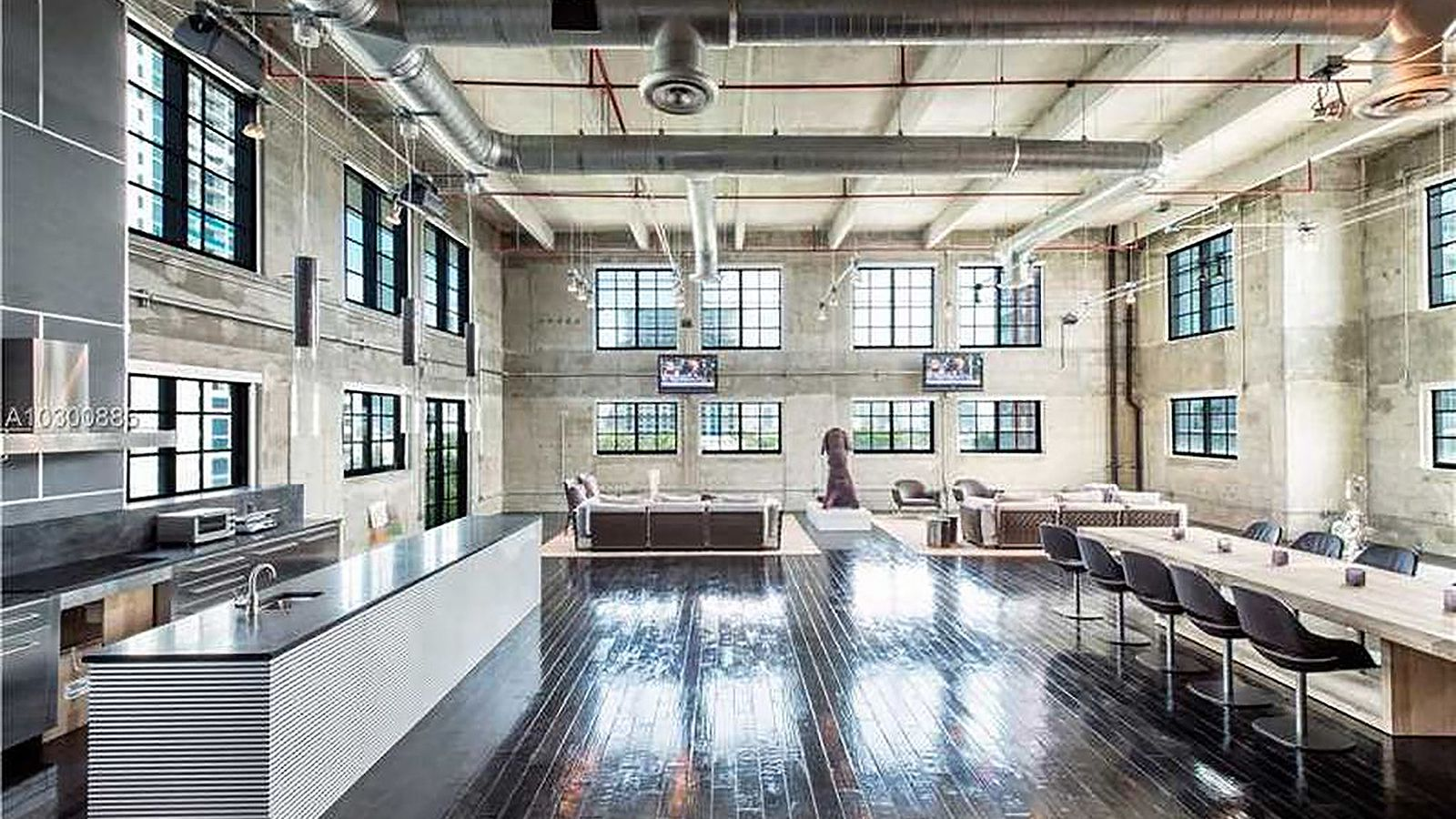 Miami Loft With 22 Foot Ceilings Asks 5m Curbed Miami