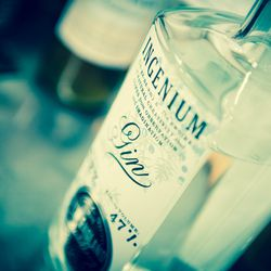 New England Distilling's Ingenium Gin, featured on cocktail menus in Portland and beyond