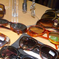 Vintage YSL sunglasses at Rue St Denis