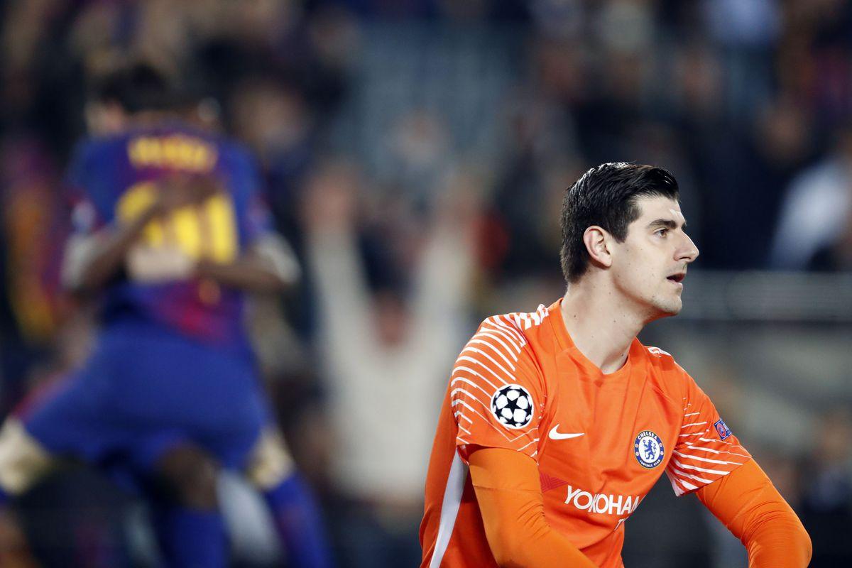 "UEFA Champions League""FC Barcelona v Chelsea FC"""