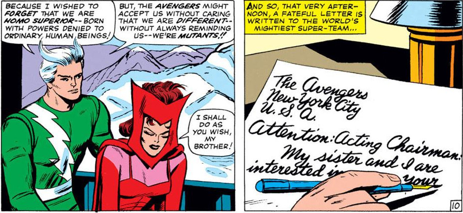 The tragic history of Scarlet Witch, who will make her film