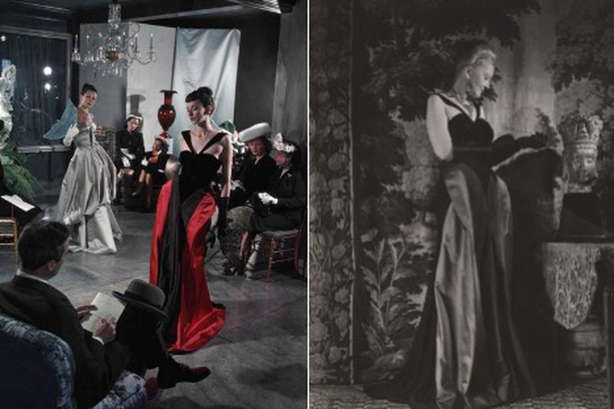 """Photos via <a href=""""http://82nd-and-fifth.metmuseum.org/charles-james-american-born-great-britain-evening-dress-2009.300.795"""">82nd &amp; Fifth</a>"""