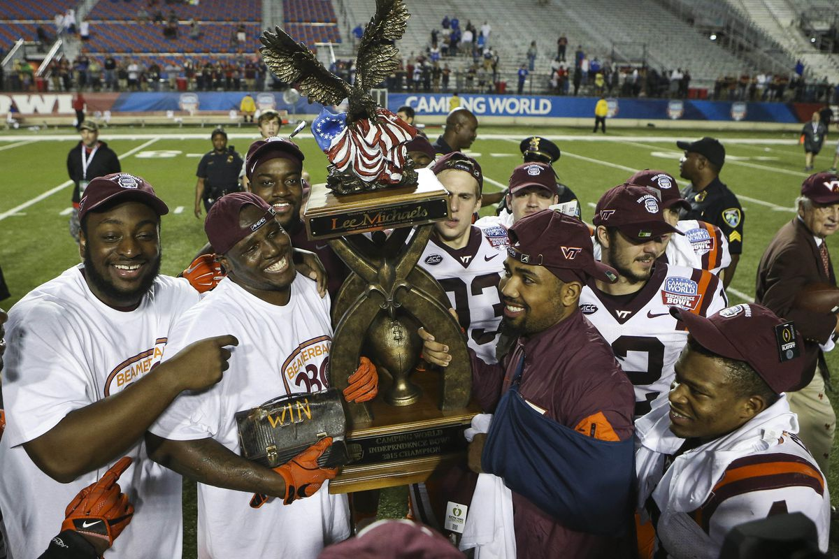 The Independence Bowl was the final farewell for a lot of Hokies. What can we learn about what they endured?