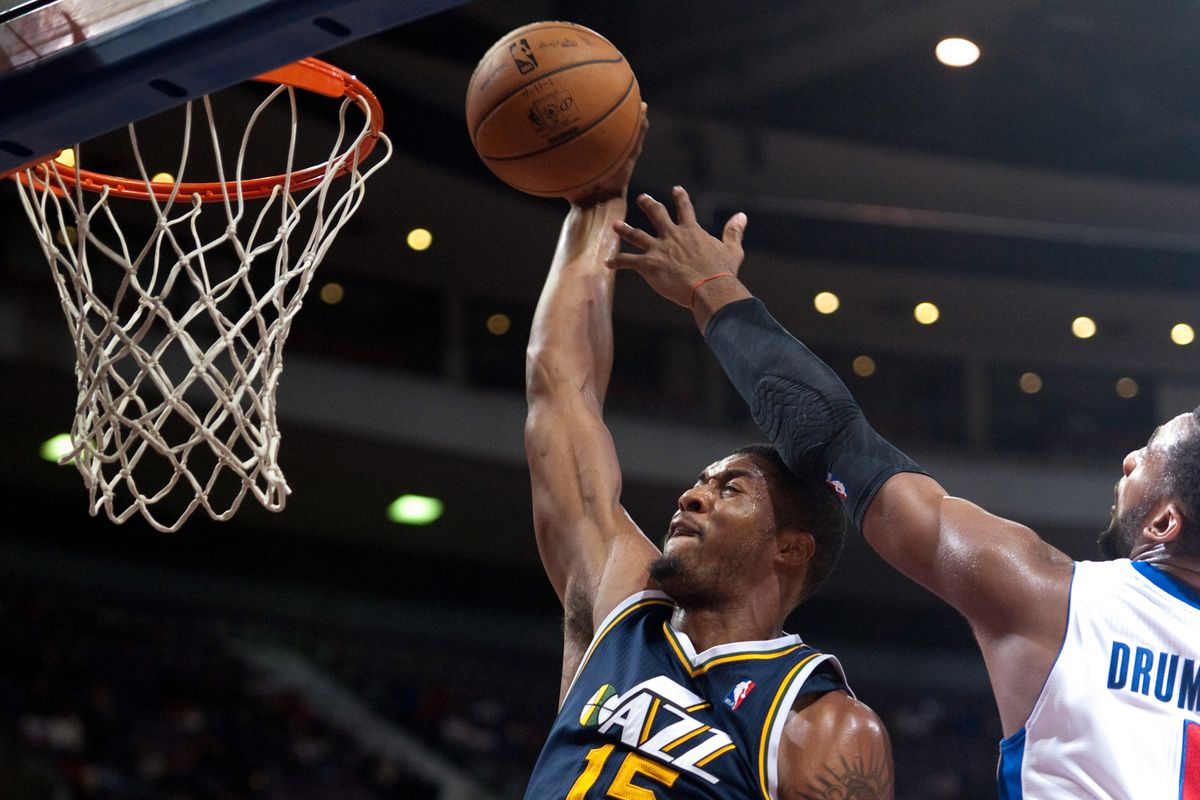 Dunks are fun. So are 3's. Here's how they can happen.