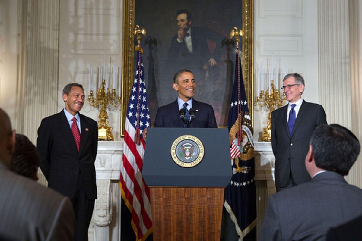 Obama and Wheeler