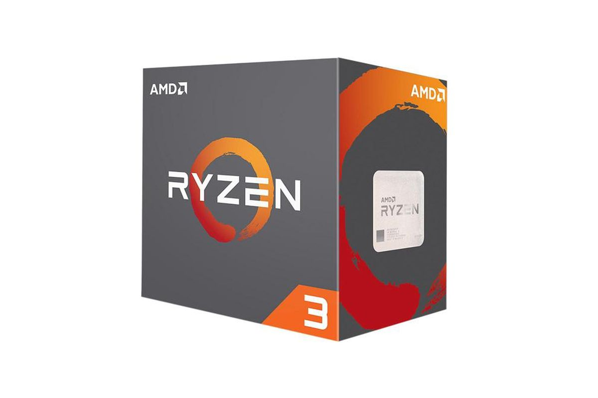 AMD Ryzen 3 launched with prices starting at £105