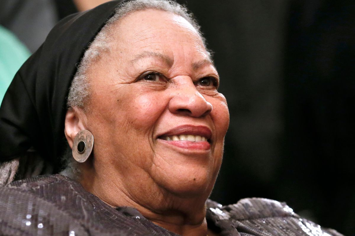 Book of Toni Morrison quotations due out in December