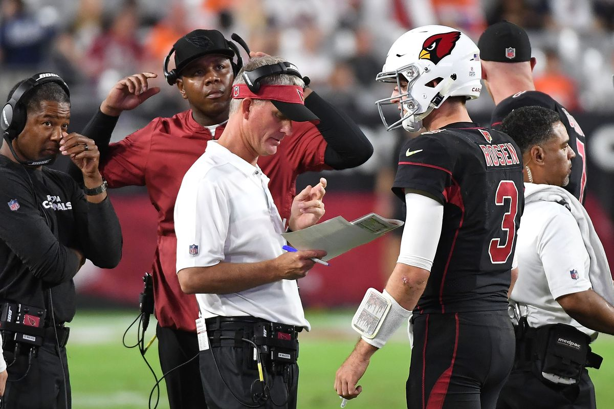 Is it even possible to coach an NFL team worse than the Cardinals  staff  3fb6c11d2