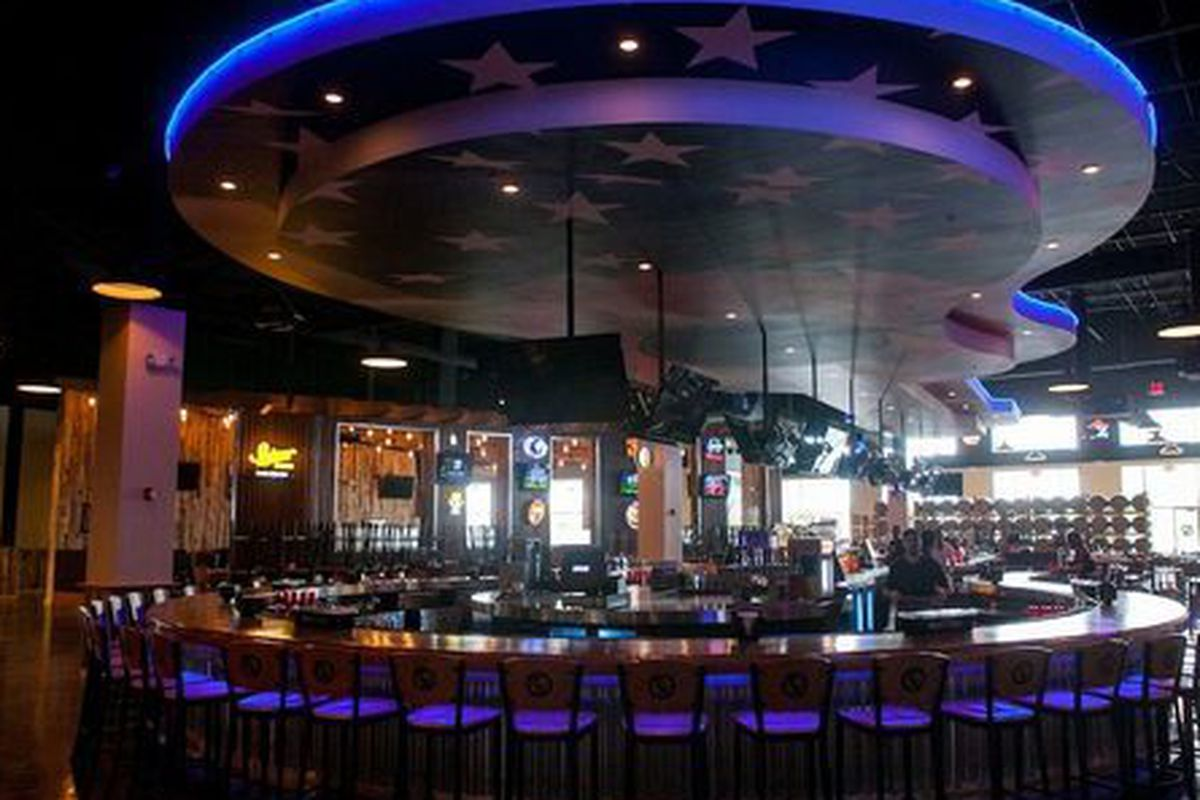 Toby Keith's I Love This Bar & Grill.