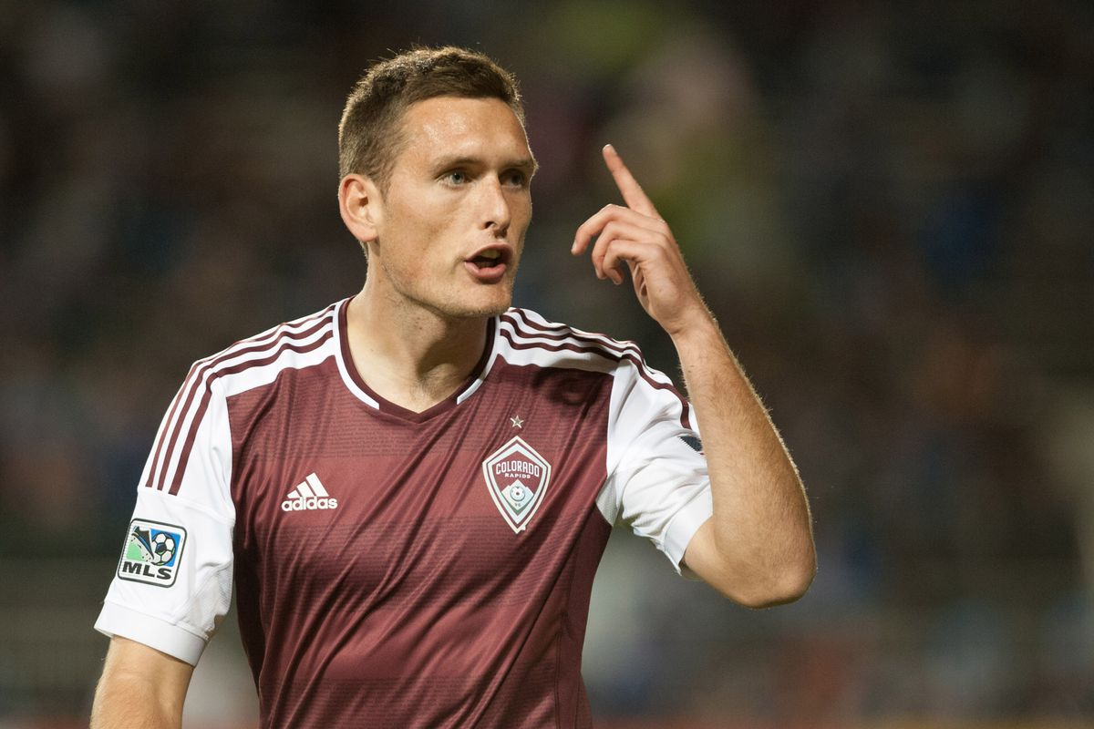 Shane O'Neill shows how many points separate Colorado and San Jose in the standings after a weak Rapids performance out west.